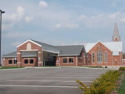 Finish Church outside 1