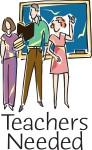 teachers needed