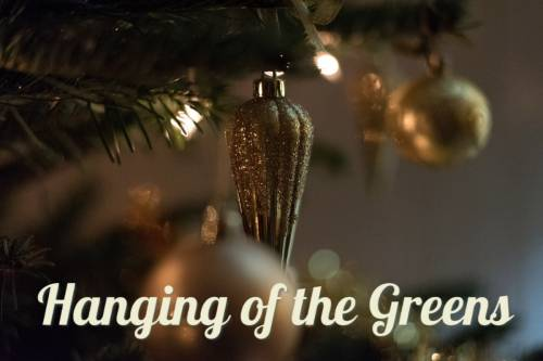 Hanging of Greens